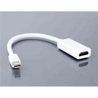 Мини Display Port  адаптер HDMI ТВ-монитора для Apple Macbook