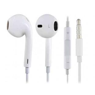 3,5 мм наушники-вкладыши с микрофоном и регулятором громкости для Iphone, Ipod, Ipad