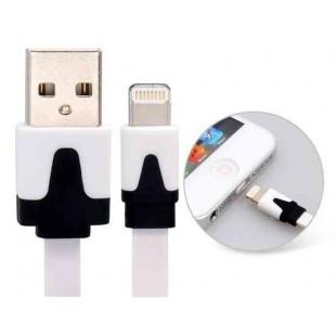 3 м  кабель для iPhone 5, IPad Mini, Ipod Touch 5, IPod Nano 7, IPad 4 (белый)