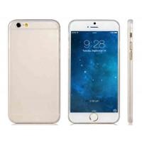 4.7 `` Ультра-тонкий пластиковый чехол для iPhone 6 (белый)