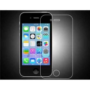 0,25 мм ультратонкий стекло-экран протектор для iPhone 4S / 4