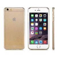 Ультра-тонкий ТПУ Резиновая оболочка Чехол для 5,5 `` iPhone 6 Plus (прозрачный)