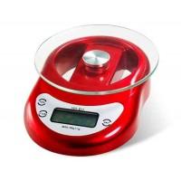 портативные кухонные весы с часами и таймером  WH-B11