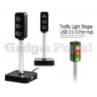 Купить Светофор образный 3-портовый USB 2.0 хаб