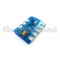 Высокоскоростной 7-портовый USB 2.0 Mini-концентратор для портативных ПК