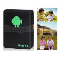 A8 Mini GPS Tracker для пожилых людей / детей / автомобиля