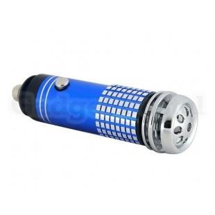 Мини 2 в 1 Озон и Анион автомобильный ионизатор для очищения воздуха в салоне автомобиля