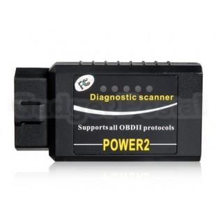 ELM327 Bluetooth OBD2  диагностический сканер чтения кодов неисправностей