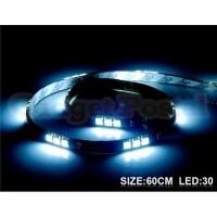 60 см 30 х 5050 х светодиодных Белый Свет Гибкие светодиодные полосы освещения (белый)