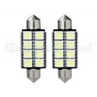 Купить Dual Head 41 мм 8-LED  светодиодные 2 шт