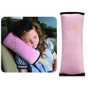 CS-004 автокресло ремень безопасности для детей (розовый)
