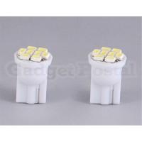 Купить T10-1206 8-LED белый свет в салон для чтения