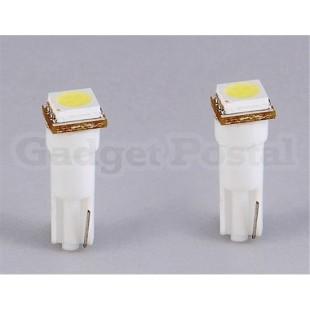 T5-1 5050 LED Белый цвет лампы (белый)