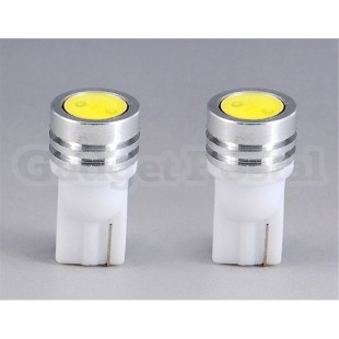T10 1W  светодиодные противотуманные  лампs (белый)
