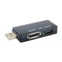 USB или ESATA для SATA адаптер