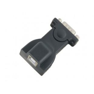 BF-810 Высокоскоростной USB 1.1 в RS232 кабель (черный)