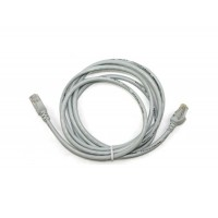 2м Cat 5 RJ45 Ethernet Сетевой кабель (серебро)