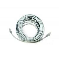 10м Cat 5 RJ45 Ethernet сетевой кабель (серебро)