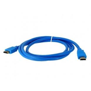Высокопроизводительные 1,5 м 1,3 Версия HDMI к кабелю HDMI (синий)