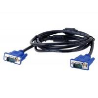 1,5 м 15-контактный кабель VGA (черный и синий)