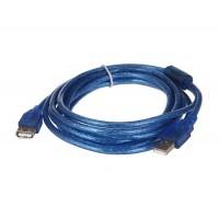 5м высокий USB2.0 удлинитель скорость (синий)