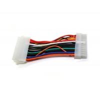 20 pin в  24 Pin ATX адаптер кабель питания ПК