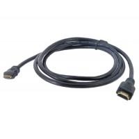 1,5 м HDMI / Mini HDMI кабель для планшета (черный)