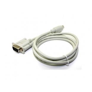S-Video 8-контактный для SVGA VGA 15-Pin HDB15 кабель преобразователь