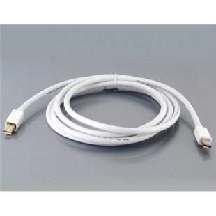 Мини DP мужчина к мини мужчина DP 1,8 м кабель-удлинитель для MacBook, ИАЦ (белый)