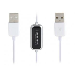 1,5 м USB к HDTV 1080p памяти Play Кабель-адаптер (черный)