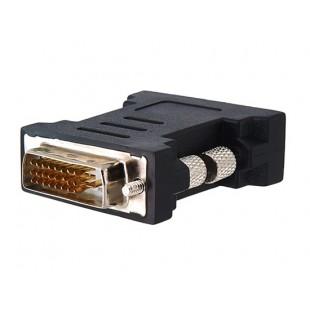 DVI 24 +1 M / M адаптер (черный)
