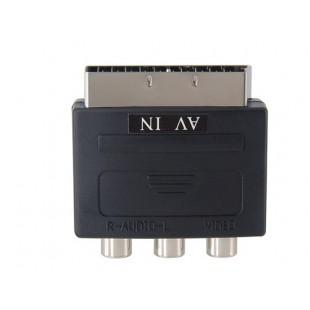 SCART на 3-RCA адаптер