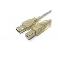 1,5 м USB 2.0 кабель для ппринтера