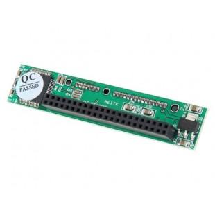 SATA 7 + 15 IDE 150 Мбит модуль-адаптер (зеленый)