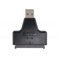 USB 3.0 для SATA конвертер (Black)