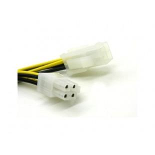 P4 Pentium 4 контактный разъем электропитания 12 переходника выдвижения дополнительного кабеля
