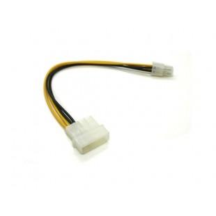 P4 Pentium 4 Pin 12V адаптер питания кабель