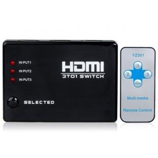 3-в-1 HDMI-переключатель