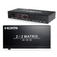 HDV-922 2 х 2 HDMI 1.4 Матрица (черный)