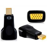 Дисплей для VGA HD адаптер конвертер (черный)