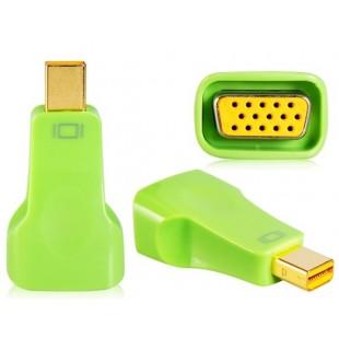 Дисплей для VGA HD адаптер конвертер (зеленый)