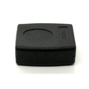 Mini HDMI адаптер конвертер (черный)