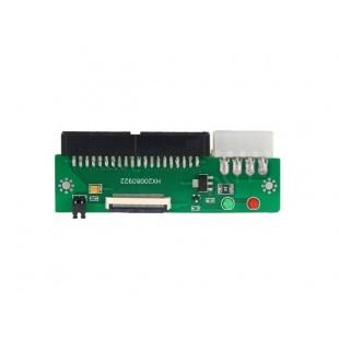 20X CE 1.8 Micro Drive для IDE 3.5 40-контактный адаптер (зеленый)