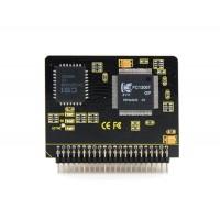 Secure Digital SD для IDE 2.5 адаптер конвертер (черный)