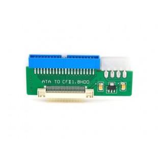 адаптер HDD 1.8 IDE в 3,5 IDE  конвертер