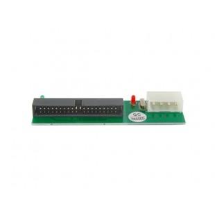 Ноутбук SATA к IDE 40 адаптер Pin (Зеленый)