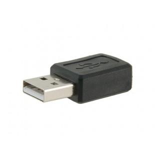 Адаптер USB папа (male)  к Mini USB 5Pins мама (female)