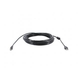 USB 2.0 10м высокоскоростной принтер кабель-удлинитель (черный)
