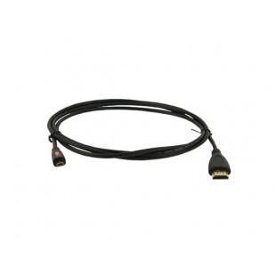 Micro HDMI к HDMI M / M 1.8m удлинитель Длина (черный)