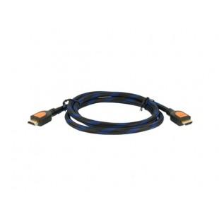1,5 HDMI к HDMI видео удлинитель выходного кабеля (черный)